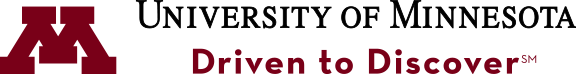 UMN wordmark for use in structured data